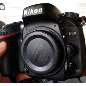 Фотоаппарат Nikon D610 body пробег 50 000